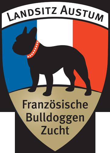 Französische Bulldoggenzucht